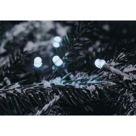 Vánoční dekorativní osvětlení - rampouchy - 60 LED modrá