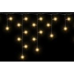 diLED světelný závěs - 200 LED teple bílá + napájení